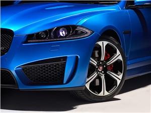 Предпросмотр jaguar xfr-s sportbrake 2014 вид спереди фото 10