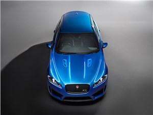 Предпросмотр jaguar xfr-s sportbrake 2014 вид спереди фото 2