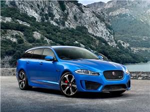 Предпросмотр jaguar xfr-s sportbrake 2014 вид спереди фото 3