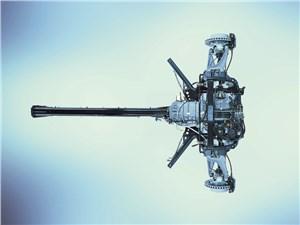 Предпросмотр подрамник передней подвески и агрегатовmaserati spyder