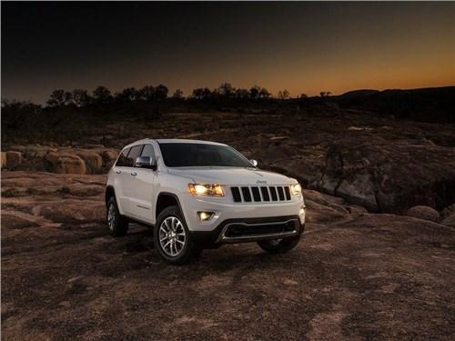 Jeep приступил к созданию нового поколения Grand Cherokee