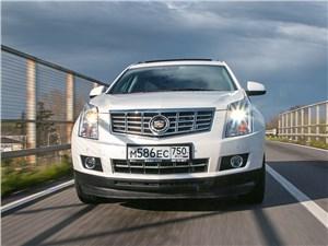 Cadillac SRX - cadillac srx 2013 чуть-чуть не считается
