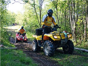Stels ATV 400 Hunter
