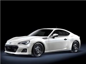 Новый Subaru BRZ - Subaru BRZ RA Racing