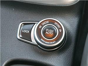 Suzuki SX-4 2013 кнопка переключения режимов