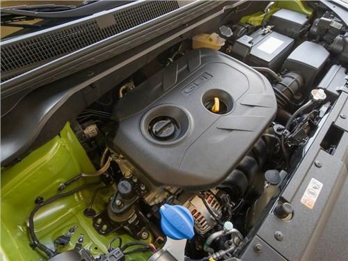 Обновленная версия Kia Soul получит турбированный двигатель