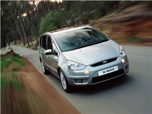 Предпросмотр ford s-max 2006 фото в динамике 3