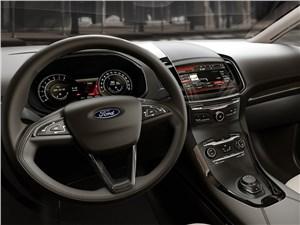 Предпросмотр ford s-max концепт 2013 водительское место