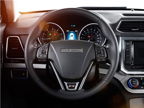 Предпросмотр haval h6 coupe 2017 руль