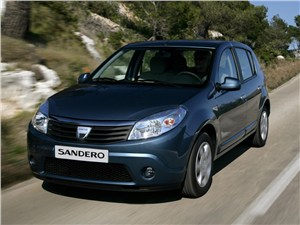 Компания Renault отчиталась о результатах продаж Sandero в РФ