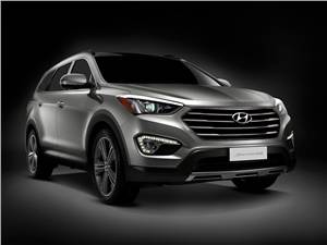 Hyundai Santa Fe в премиум-версии
