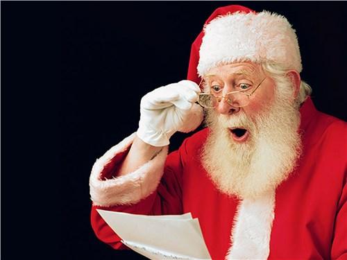 Открытое письмо Деду Морозу