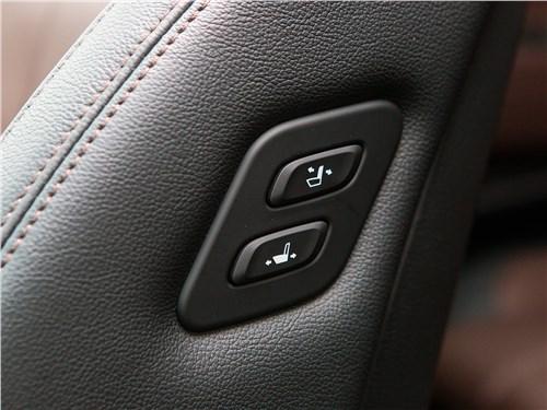 Hyundai Santa Fe 2019 кнопки