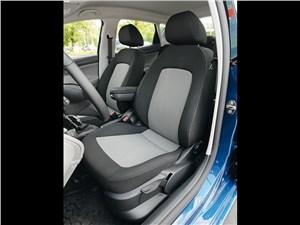 Seat Ibiza 2013 передние кресла