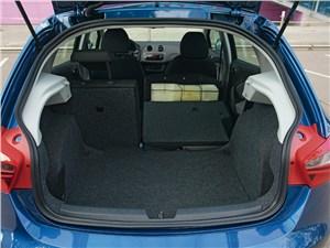 Предпросмотр seat ibiza 2013 багажное отделение