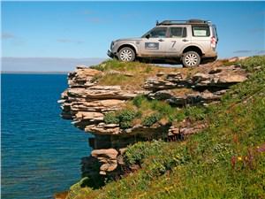 Land Rover Discovery 2013 вид сбоку