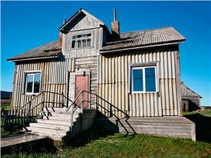 Так выглядит средняя школа в селе Кузомень