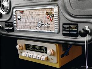 Skoda Octavia 1959 радиоприемник