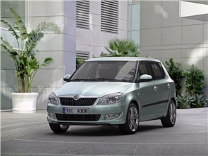 Авто с пробегом (Chevrolet Lanos, Skoda Fabia, Kia Rio) Fabia -