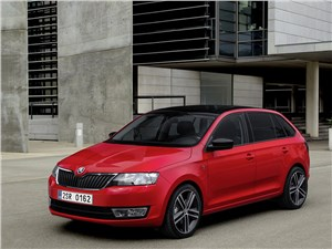 Skoda Rapid Spaceback (хэтчбек 5-дв.)