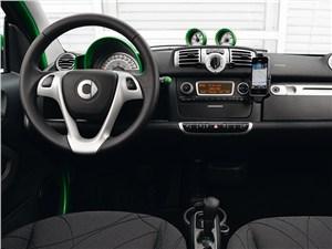 Smart fortwo ED coupe 2013 водительское место