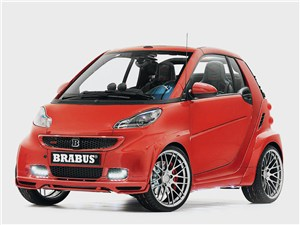 Smart For Two от Brabus