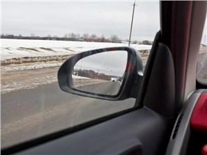 Предпросмотр smart fortwo 2012 боковое зеркало