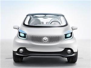 Предпросмотр smart fourjoy concept 2013 вид спереди