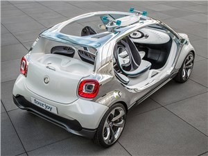 Предпросмотр smart fourjoy concept 2013 вид сверху 3/4