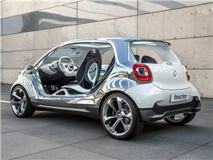 Предпросмотр smart fourjoy concept 2013 вид сзади
