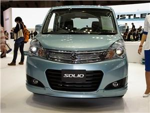 Suzuki Solio (минивэн)