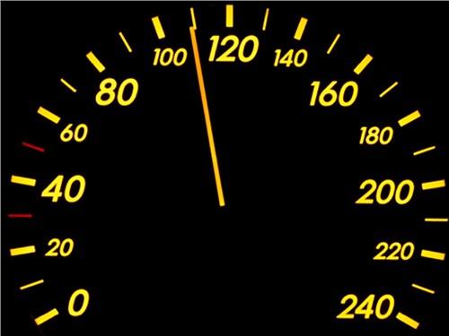 В России могут увеличить максимальную скорость на дорогах