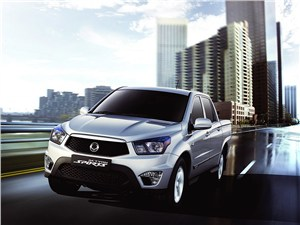 SsangYong Actyon Sports (пикап 4-дв.)