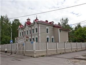 Старинный дом в Томске