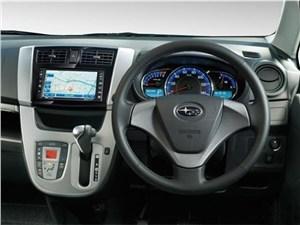 Subaru Stella - Subaru Stella 2013 водительское место