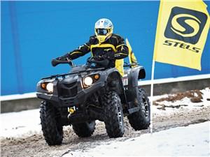 Презентация прототипов ATV-новинок – STELS 600 и 800 2014 года