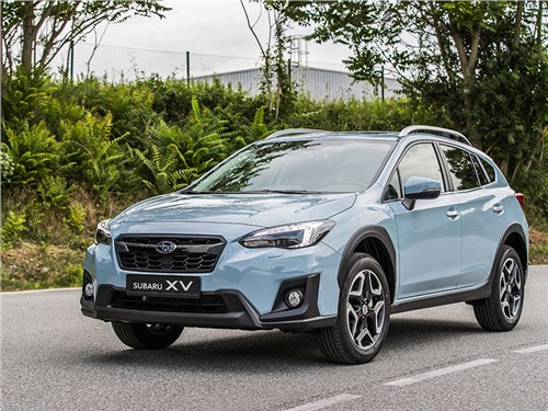 Новость про Subaru XV - Subaru XV