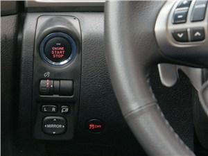 Subaru Forester S-edition 2011 кнопка пуска двигателя