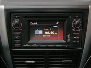Subaru Forester S-edition 2011 настройка аудиосистемы