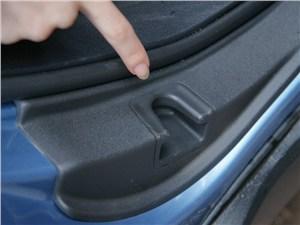 Subaru Forester S-edition 2011