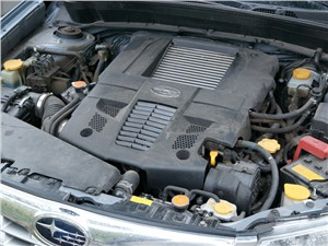 Subaru Forester S-edition 2011 двигатель