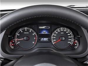 Subaru Outback 2014 приборная панель