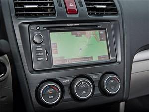 Subaru Forester 2013 центральнся консоль