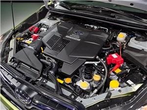 Предпросмотр subaru xv crosstrek hybrid 2014 двигатель