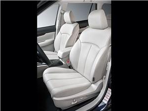 Subaru Outback 2014 передние кресла