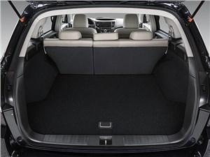 Subaru Outback 2014 багажное отделение