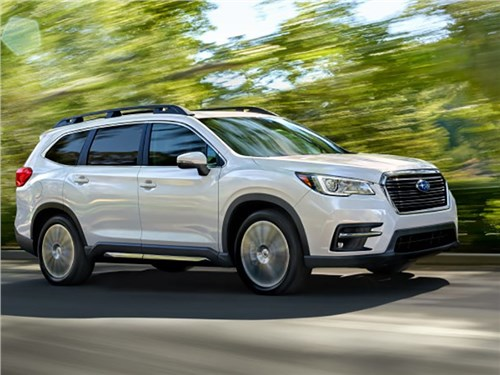 Новость про Subaru Ascent - Subaru Ascent