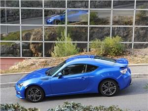 Subaru озвучила рублевые цены на спорткупе BRZ