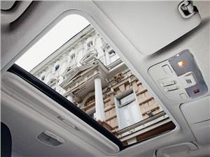 Subaru Impreza 2011 панорамная крыша
