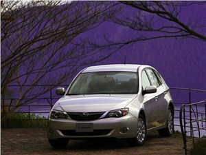 Вещь в себе (Subaru Impreza, Subaru Forester, Subaru Legacy) Impreza -